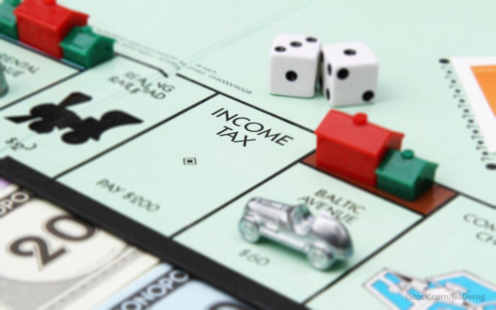 Cách tính thuế đối với cá nhân nộp thuế theo phương pháp thuế khoán