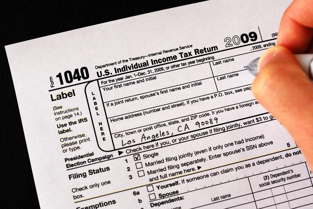 Soạn và nộp hồ sơ miễn thuế, giảm thuế